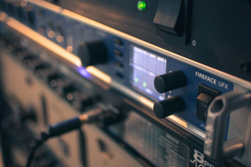 spiky studio rme fireface ufx sound design audio sound designer